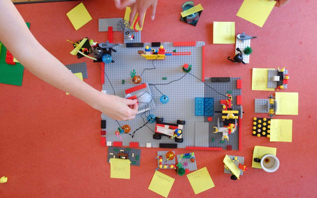 LEGO® Serious Play® erklärt von Raphael Frangi: Ist Business ein Spiel?!